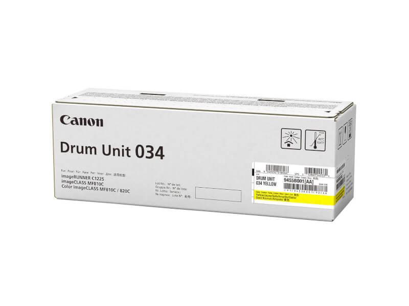 Bęben Canon C-EXV 034 Yellow