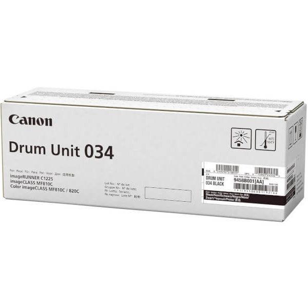 Bęben Canon C-EXV 034 Black